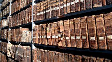 Saint-Martin dans les archives
