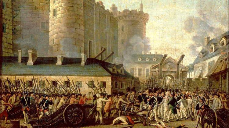 1789 : Interprétations eschatologiques de la Révolution française