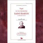 Du mysticime au XVIIIe siècle : Essai sur la vie et la doctrine de Saint-Martin le philosophe inconnu – Elme-Marie Caro