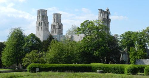 jumeges-abbaye