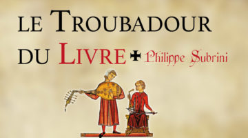 Le Troubadour du livre – Catalogue n°10