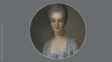 La duchesse de Bourbon, par Le marquis de Blosseville