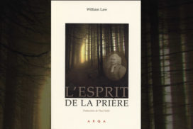 L'Esprit de la Prière – William Law