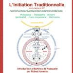 Introduction à Martinès de Pasqually par Robert Amadou
