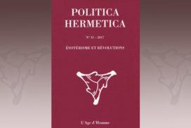 Politica Hermetica n° 31, Ésotérisme et révolution