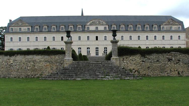 Louis-Claude de Saint-Martin au collège de Pontlevoy