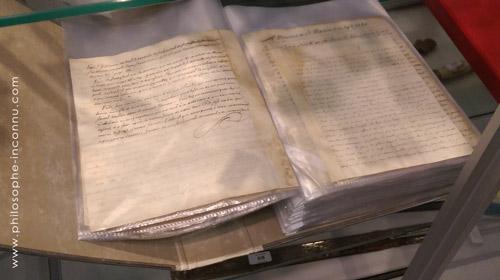Correspondance de Louis-Claude de Saint-Martin avec Kichberger