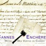 Lettres de Saint-Martin à Cannes