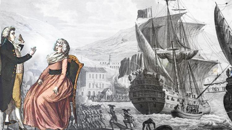 Magnétisme et esclavage à Saint-Domingue