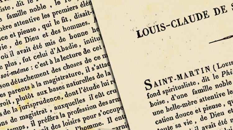 Notice de Gence sur Saint-Martin