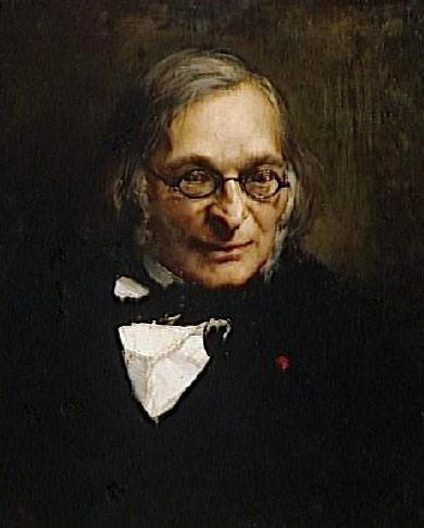 Adolphe Franck par Jules Bastien-Lepage (1878).