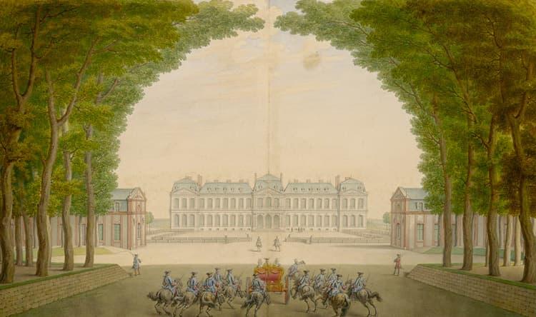 Le 2e château de Petit-Bourg