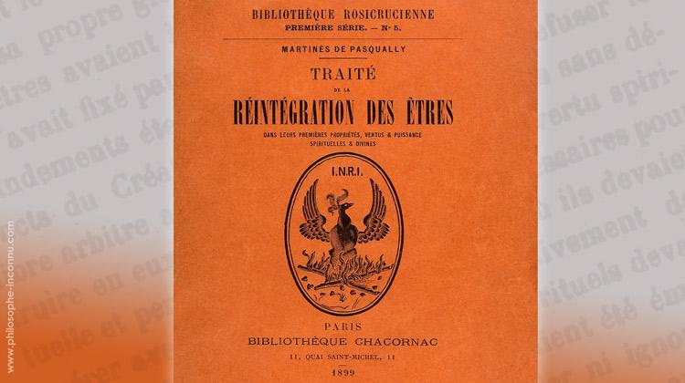 Notice historique sur le martinésisme et le martinisme par un Chevalier de la Rose Croissante