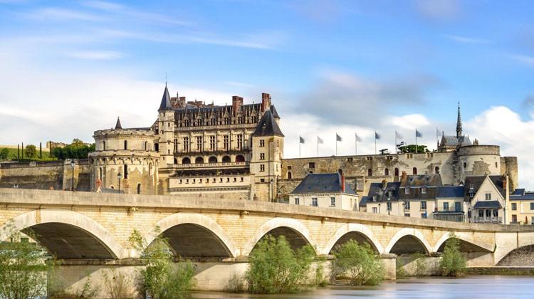 Amboise ville natale de Louis-Claude de Saint-Martin