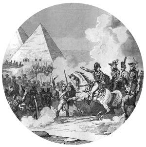 napoleon-bataille-des-pyramides-chronologie