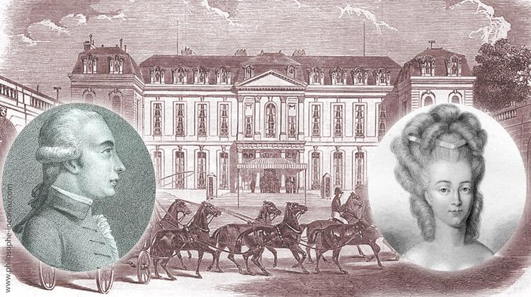 Louis-Claude de Saint-Martin à l'Élysée