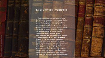 Le Cimetière d'Amboise