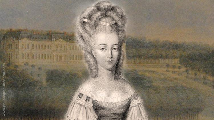 Louise-Marie-Thérèse-Bathilde d'Orléans,duchesse de Bourbon (1750-1822)