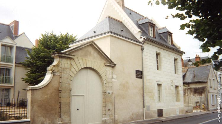 Restauration de la maison natale de Louis-Claude de Saint-Martin