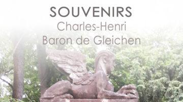 Souvenirs de Saint-Martin par le baron de Gleichen
