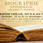 Martines de Pasqually dans la <em>Biographie Universelle</em>