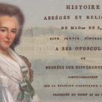 Bathilde d'Orléans, la duchesse de Bourbon par elle-même