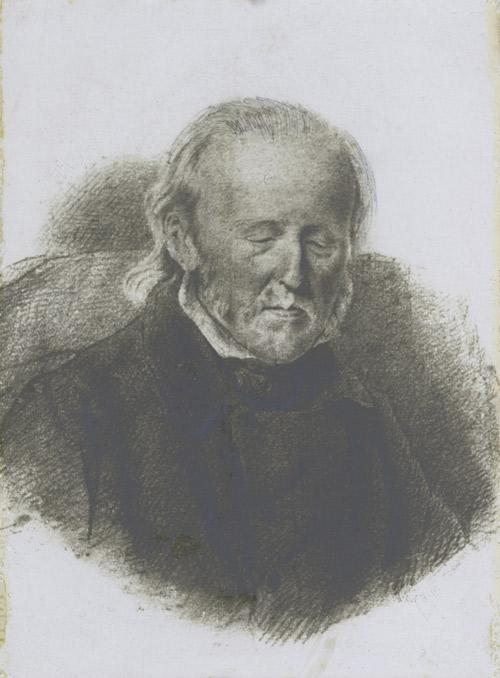 Portrait de Daniel Pétillet (dessin)