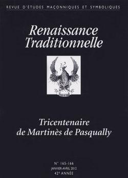 Tricentenaire Martines de Pasqually