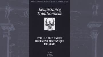 renaissance traditionnelle