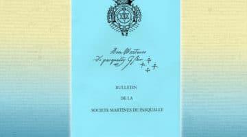 Société Martinès de Pasqually