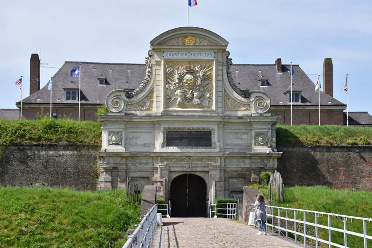 Lille citadelle Bouffler