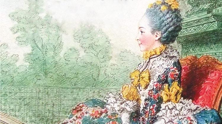 Bathilde d'Orléans (1750-1822) – Charles Hénin