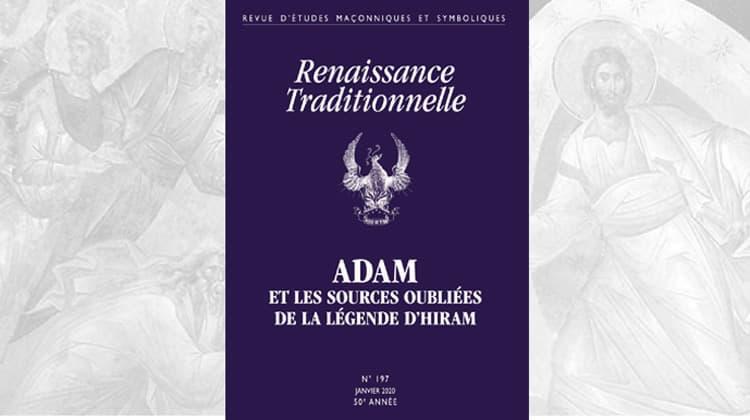 Renaissance Traditionnelle N° 197, janvier 2020