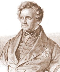 Karl August Varnhagen von Ense portrait