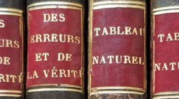 Les livres de L-C de Saint-Martin