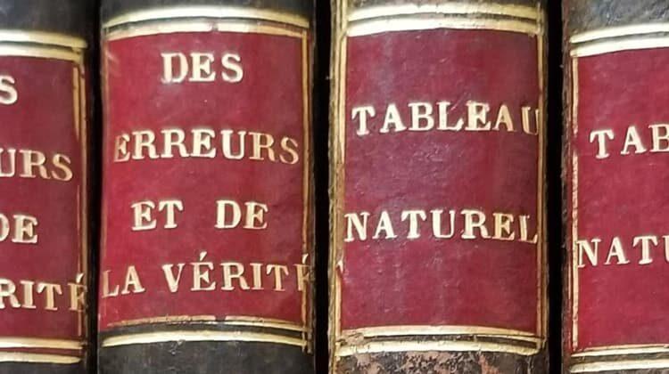 Résumés des principaux livres de Louis-Claude de Saint-Martin