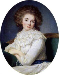La comtesse de Sabran