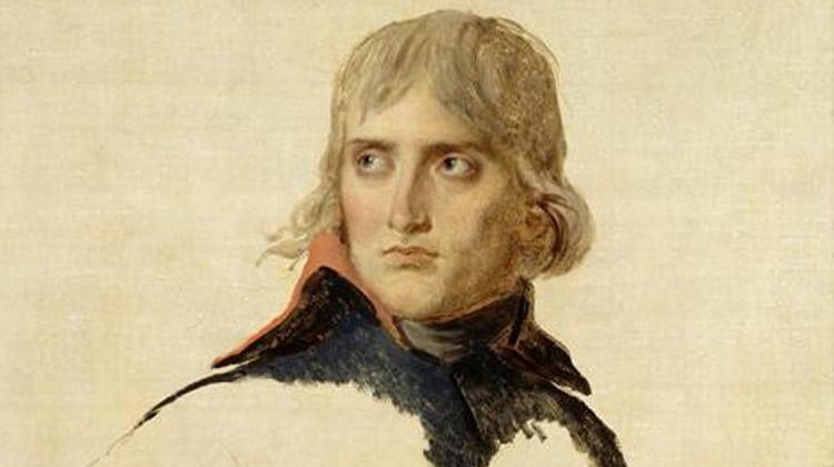 Bonaparte dessin de David