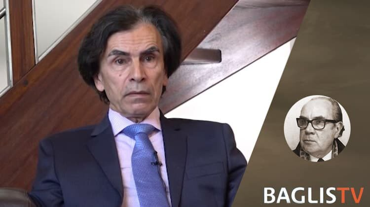 Robert Ambelain présenté par Gino Sandri, vidéo Baglis.tv