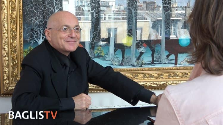 L'ésotérisme chez Origène, vidéo sur Baglis.tv