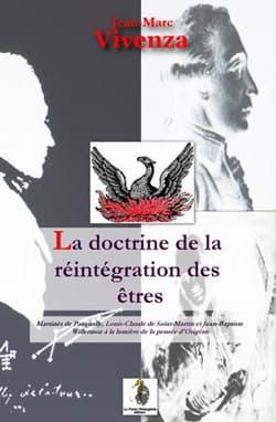 La doctrine de la réintégration - Livre de J-M. Vivenza